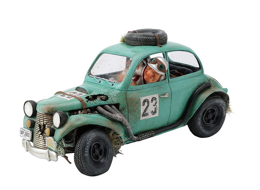 The Rally Car