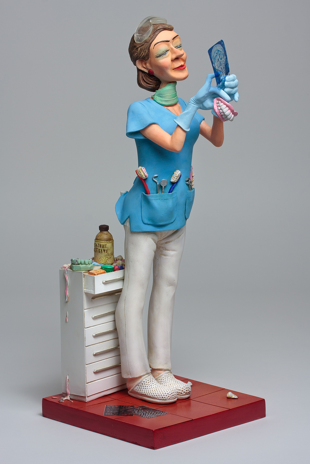 Lady Dentist