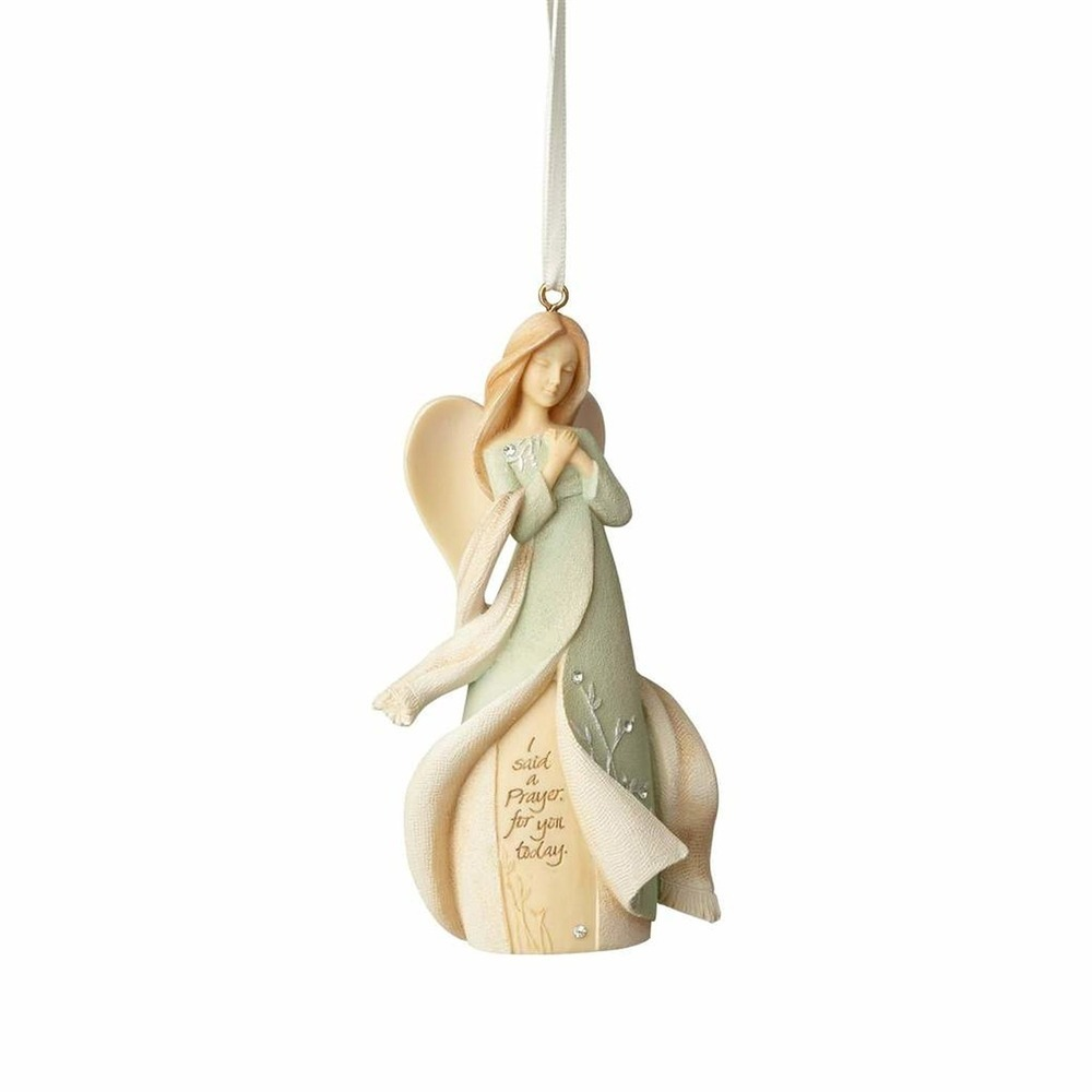 I Said A Prayer For You Today Ornament