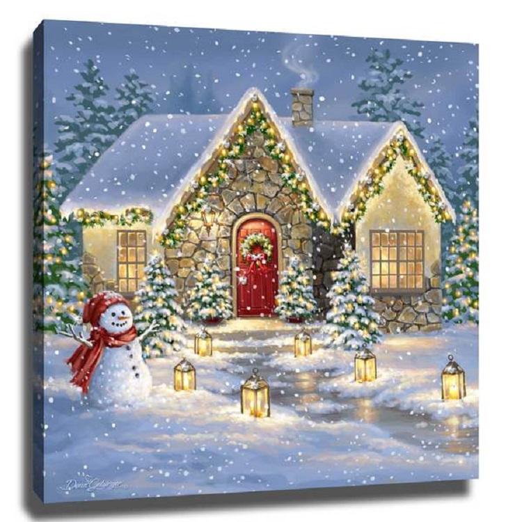 Christmas Light Lane