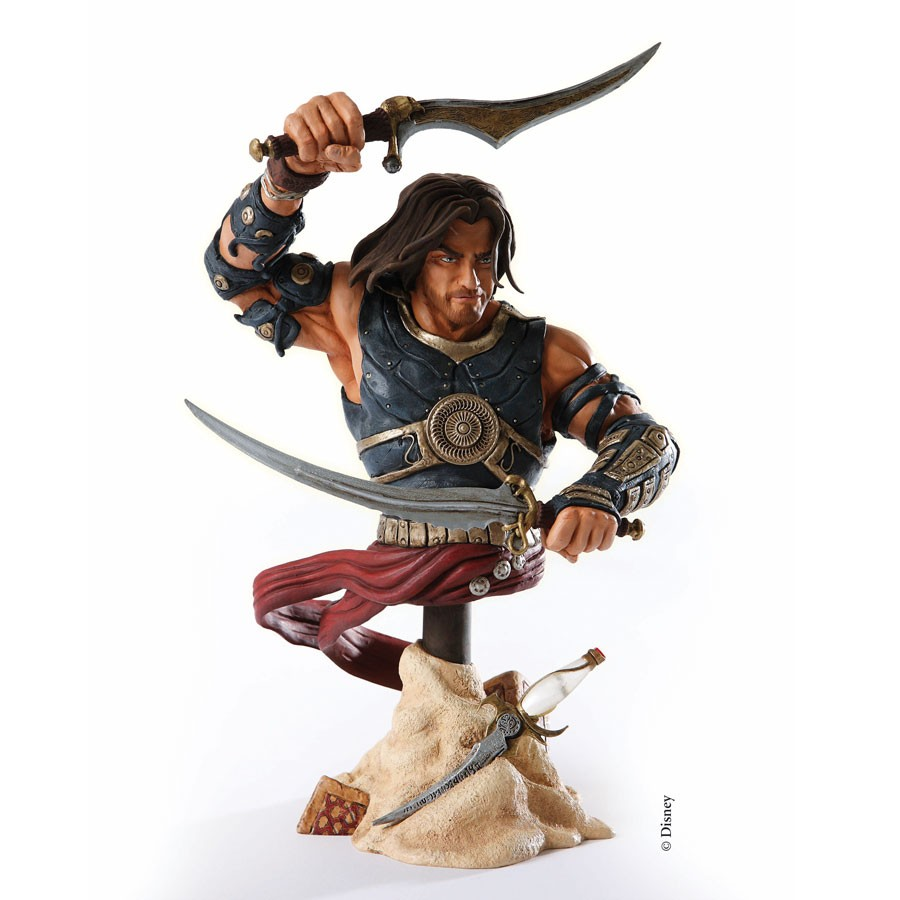 Dasten - Prince of Persia Bust - Limited Edition