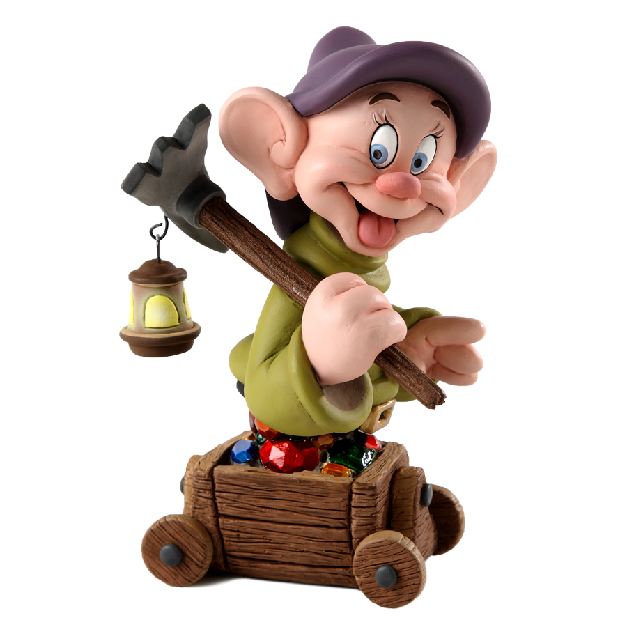 Dopey Bust - Limited Edition
