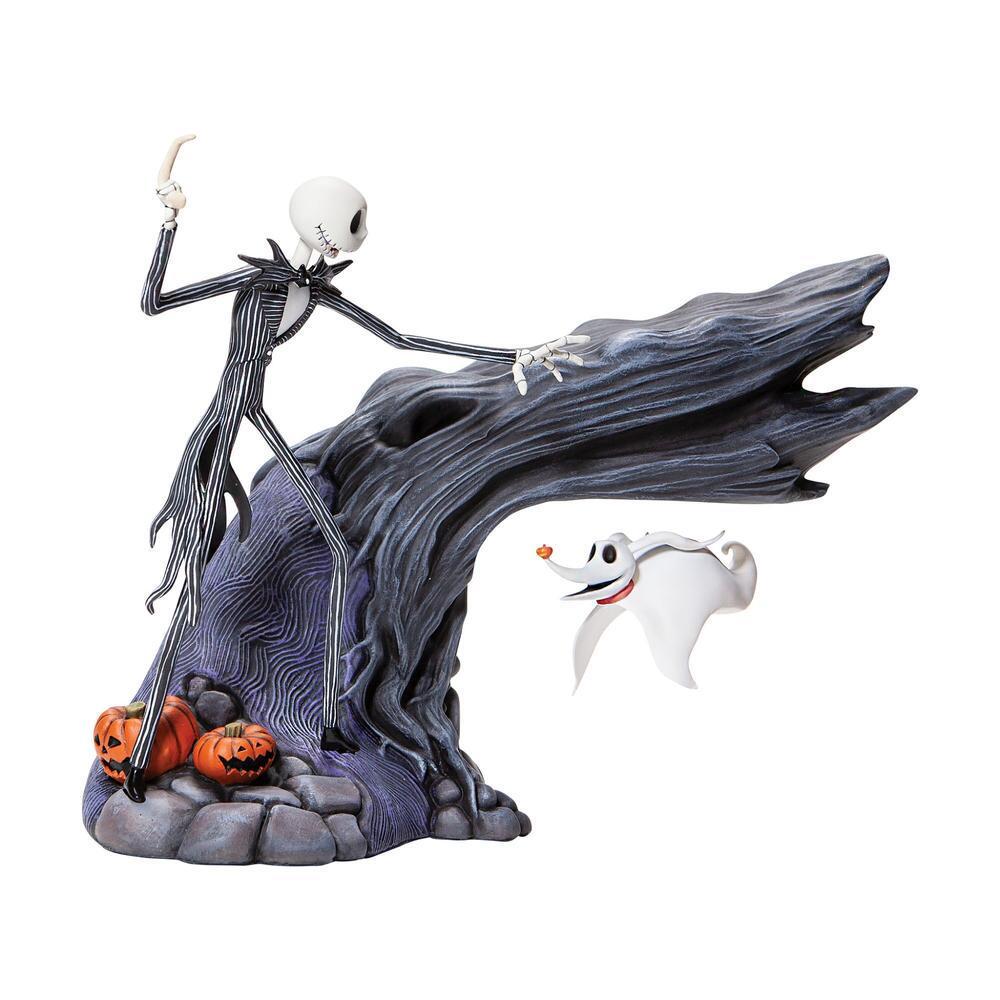 Levitation Zero & Jack figure