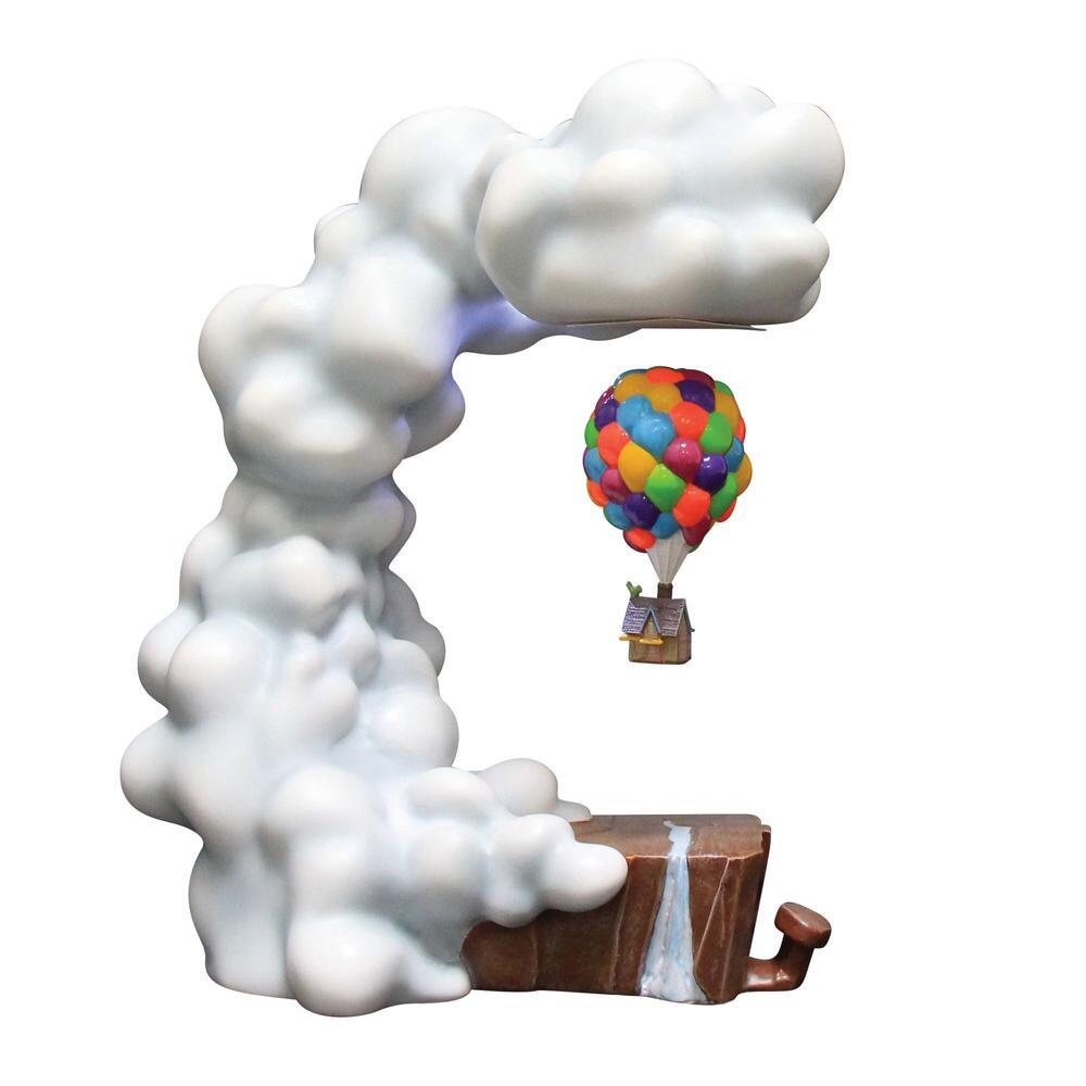 Pixar UP Levitating House