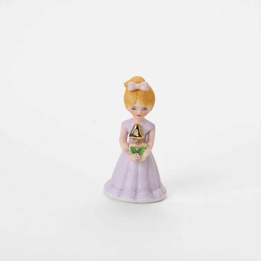 Blonde - Age 4