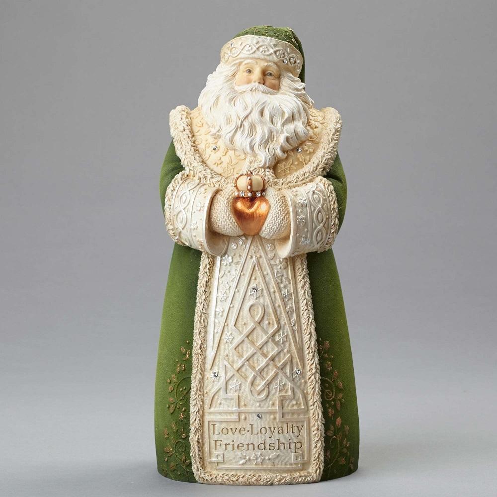 Love - Loyalty - Friendship - Irish Santa