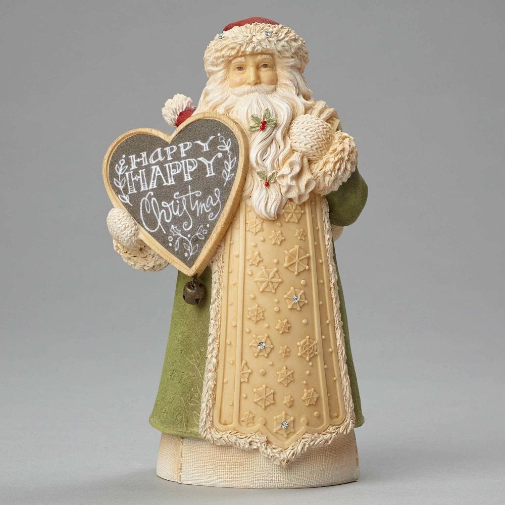Happy, Happy Christmas - Mini Santa Happy Christmas