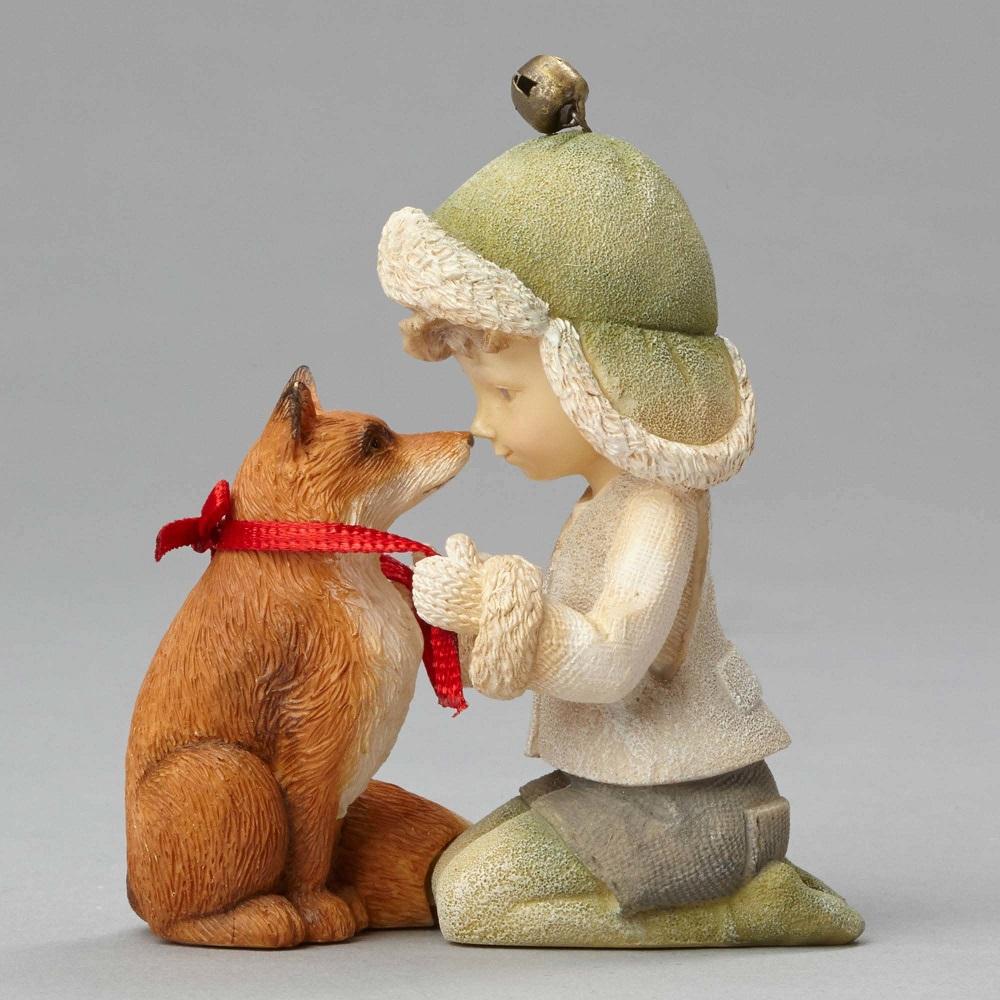 I Nose You're A Good Friend  - Elf With Fox