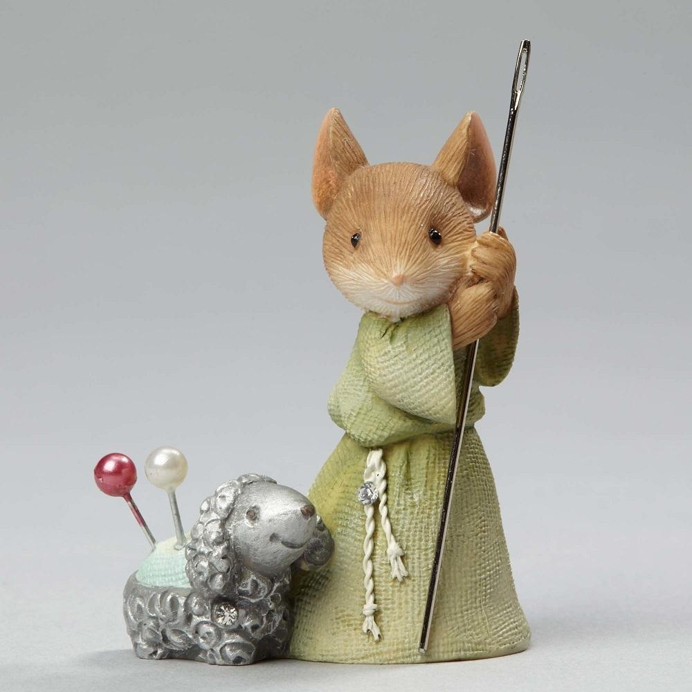 We Heard Good Things - Shepherd Mouse With Lamb