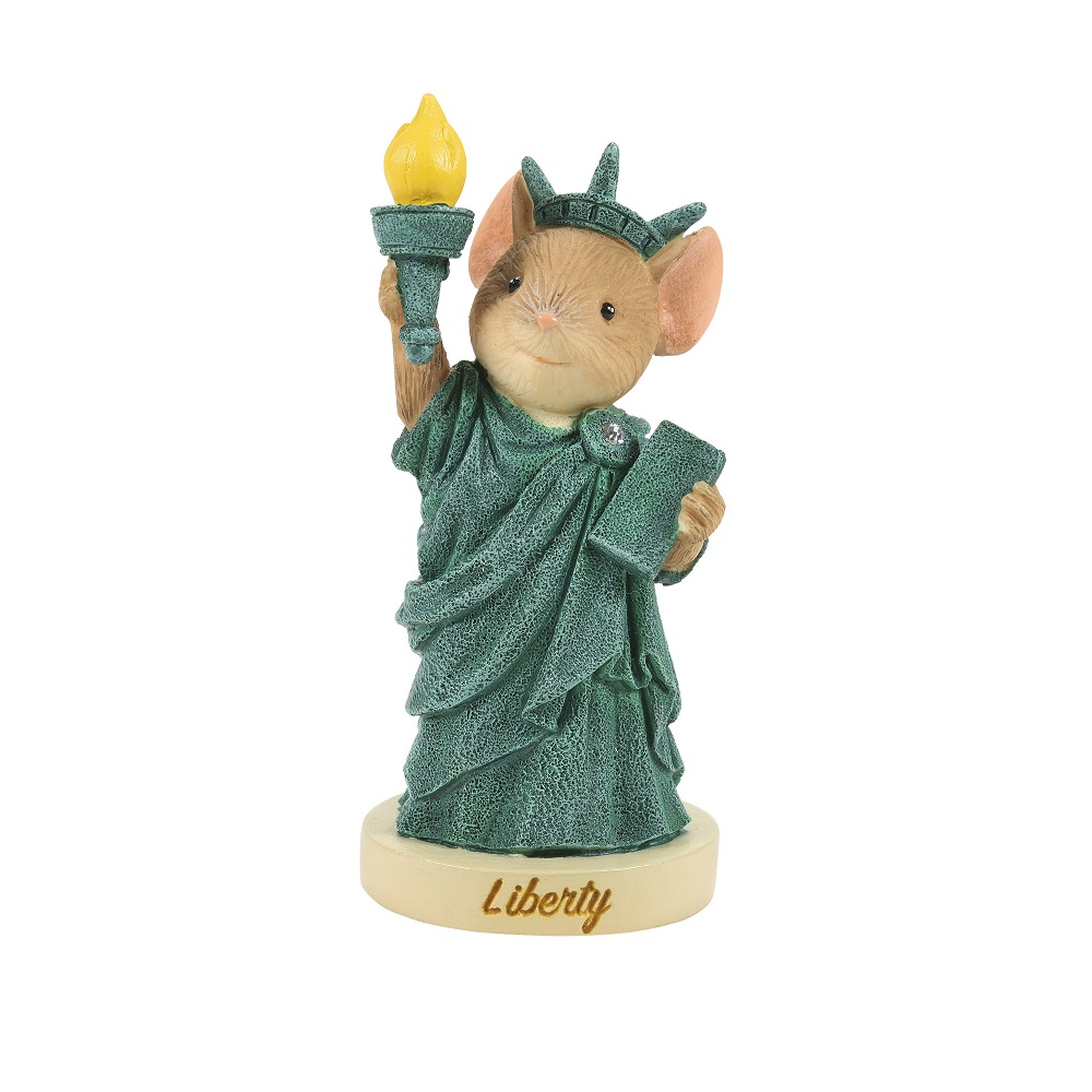 Statue Of Liberty Mouse