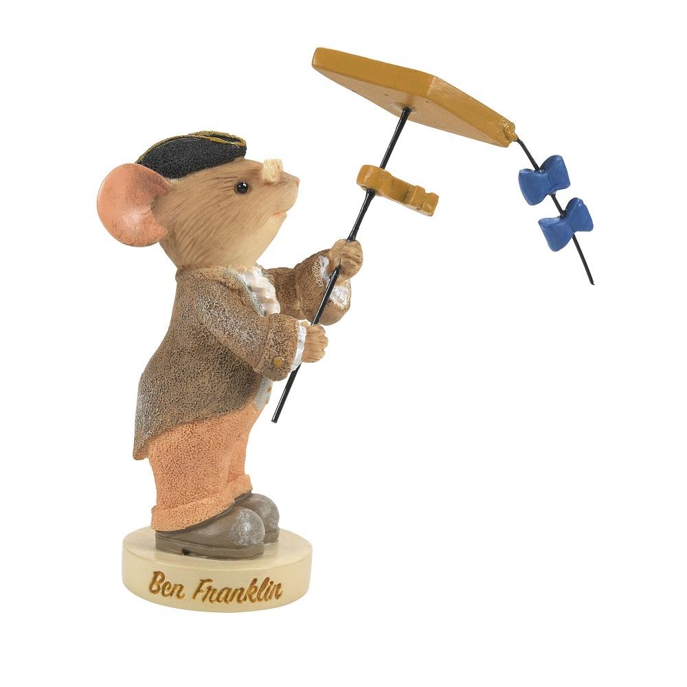 Benjamin Franklin Mouse