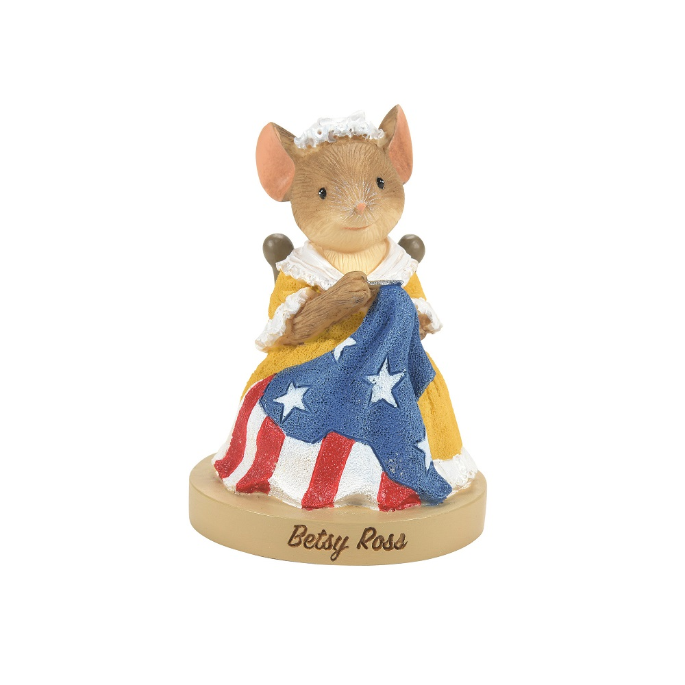 Betsy Ross Mouse