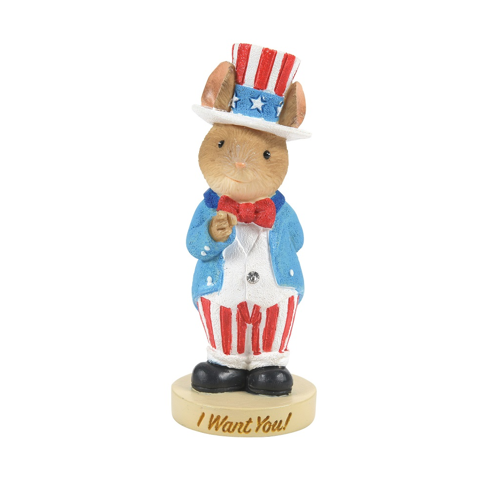 Uncle Sam Mouse