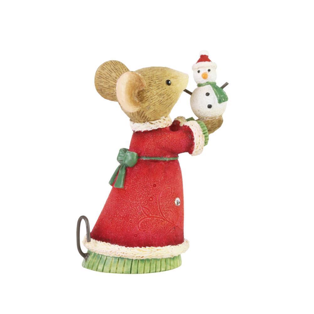 Tiny Snowman figurine