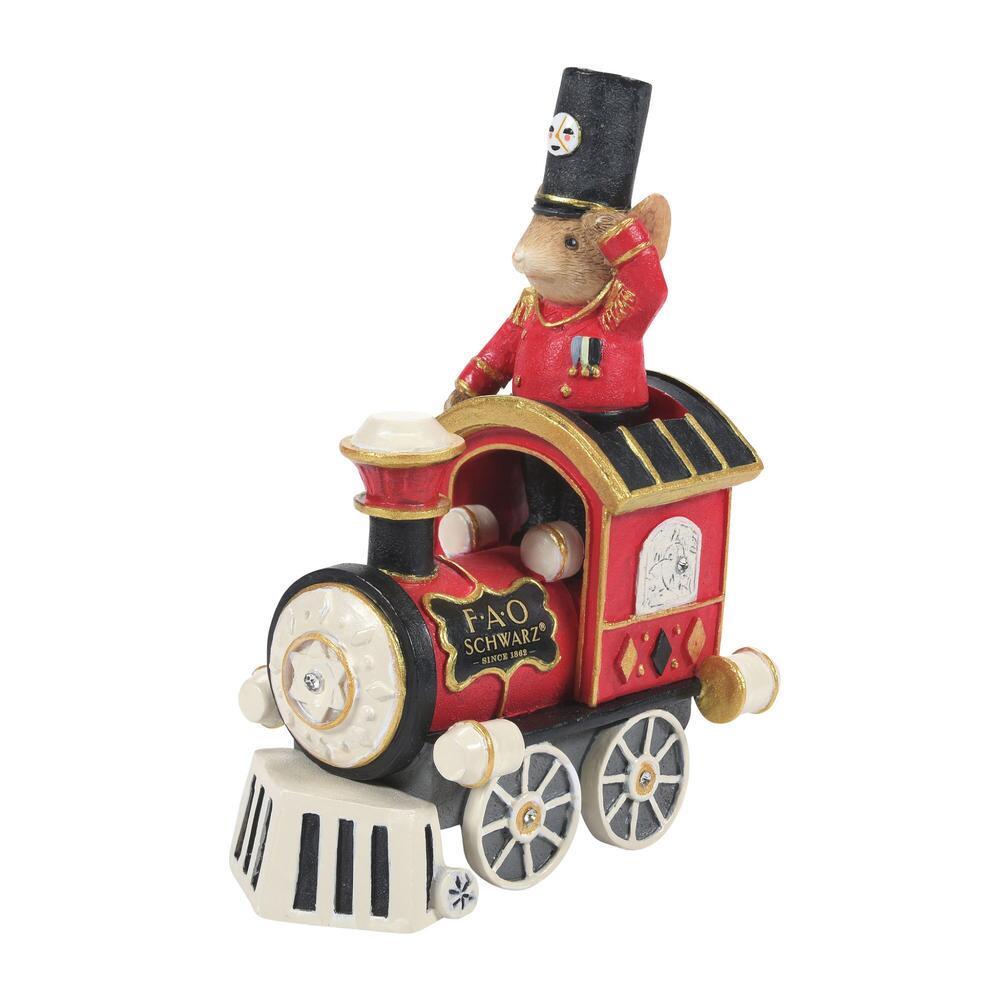 FAO Locomotive Mouse