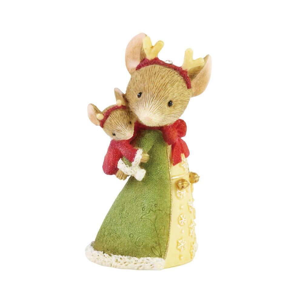 Reindeer Love figurine