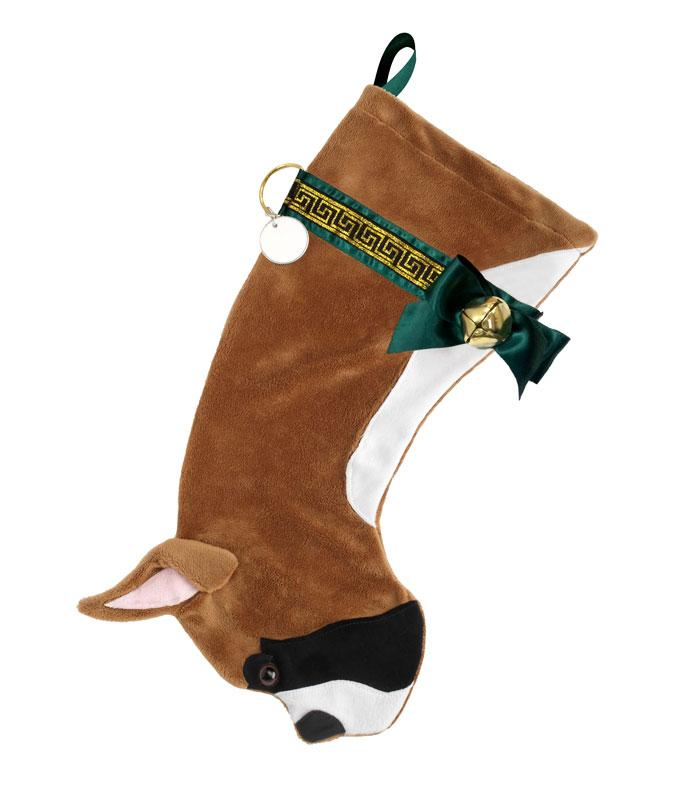 Boxer Dog Stocking