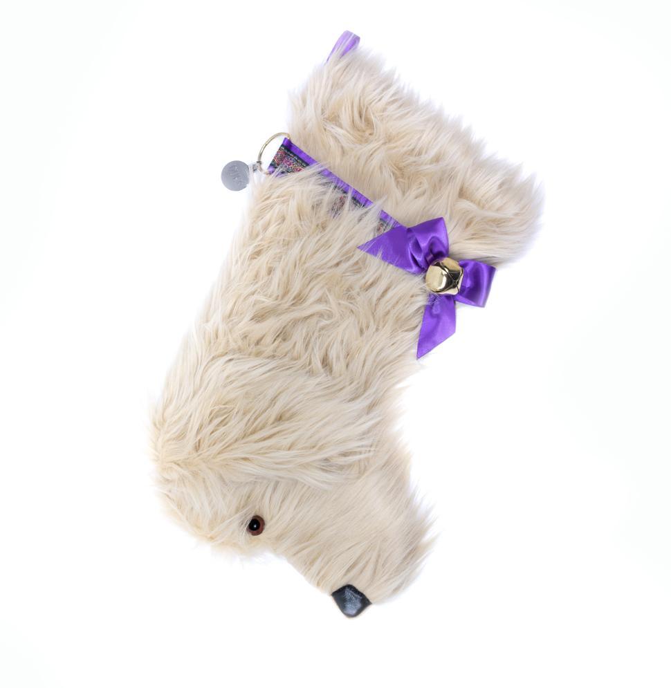 Doodle Dog Stocking