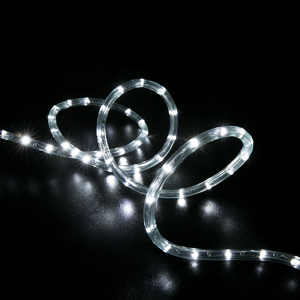 Clear Twinkle Rope Light - LED