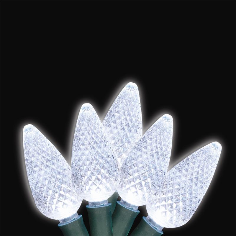 C9 Clear 100 Lights Led