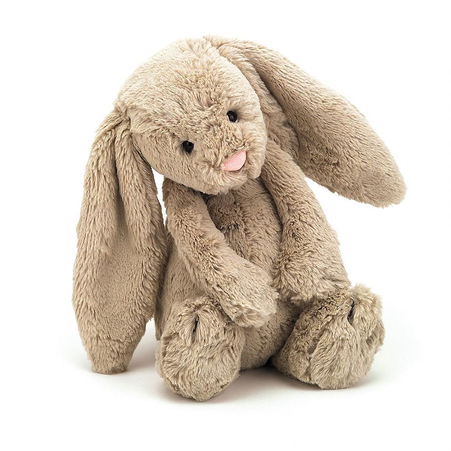Bashful Biege Bunny