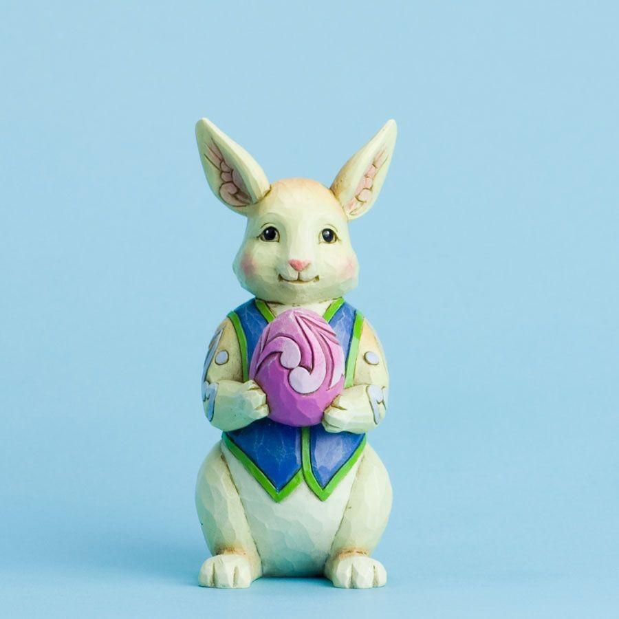 Mini Bunny with Egg