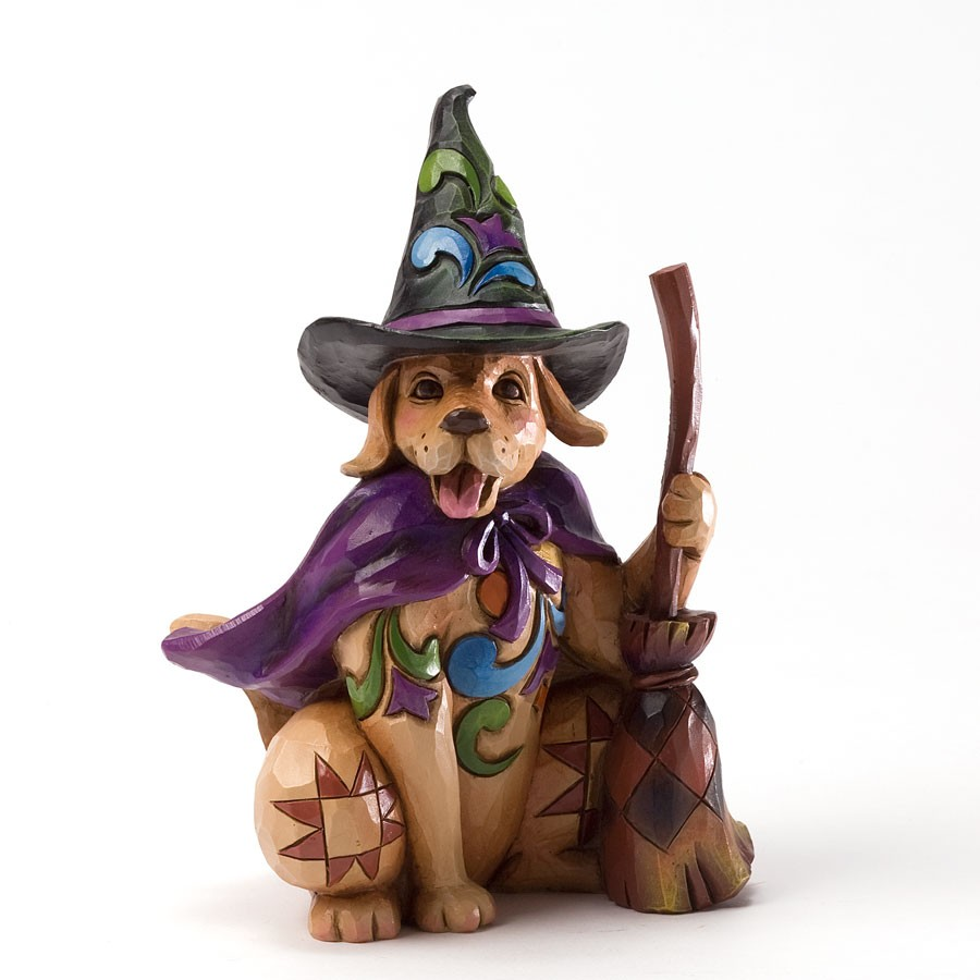 Witchcrafty Canine - Pint-sized Halloween Dog