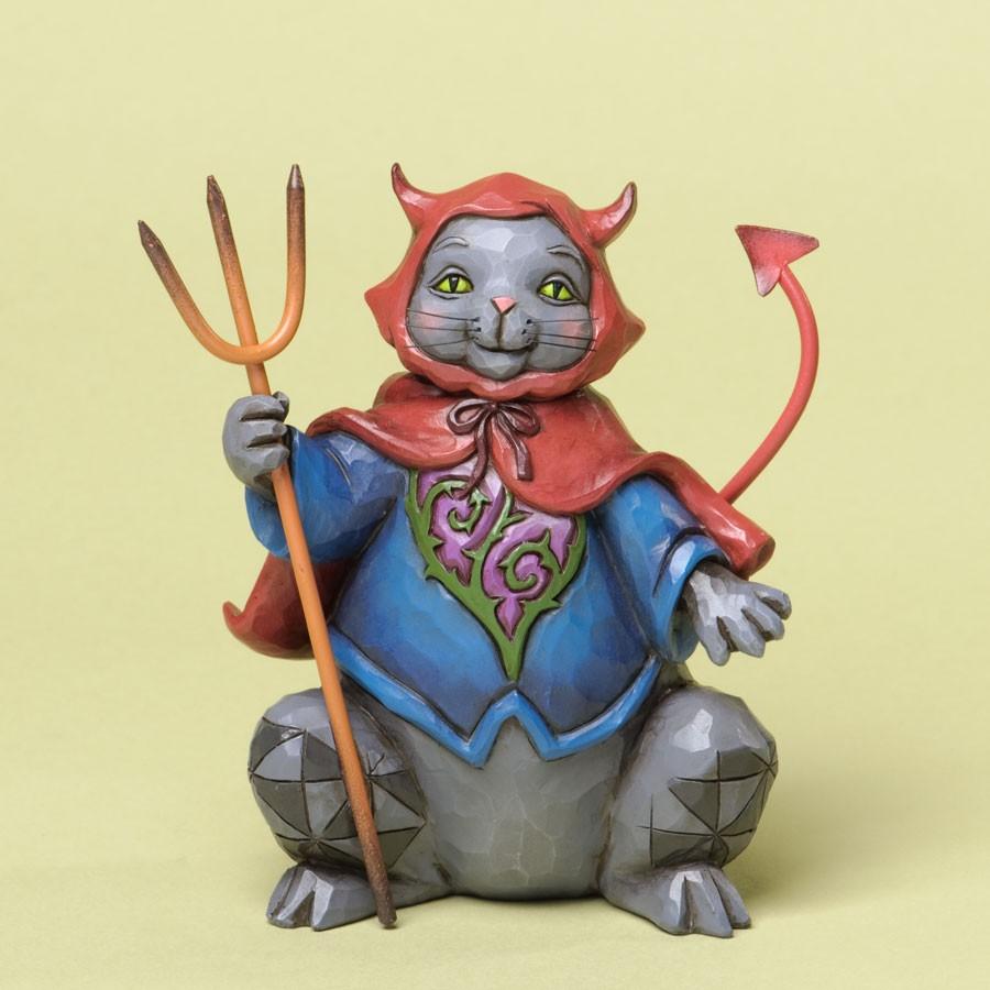 Frightful Feline - Pint-sized Halloween Cat