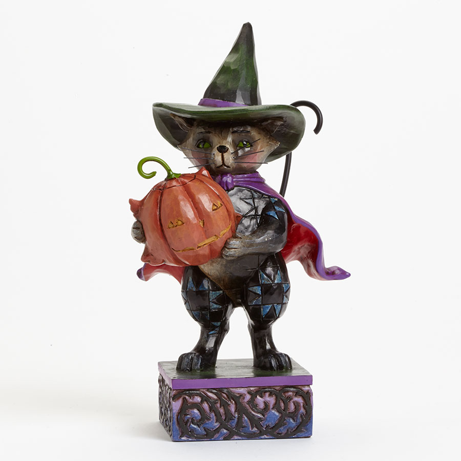 Purrfectly Frightful - Pint-Sized Halloween Cat