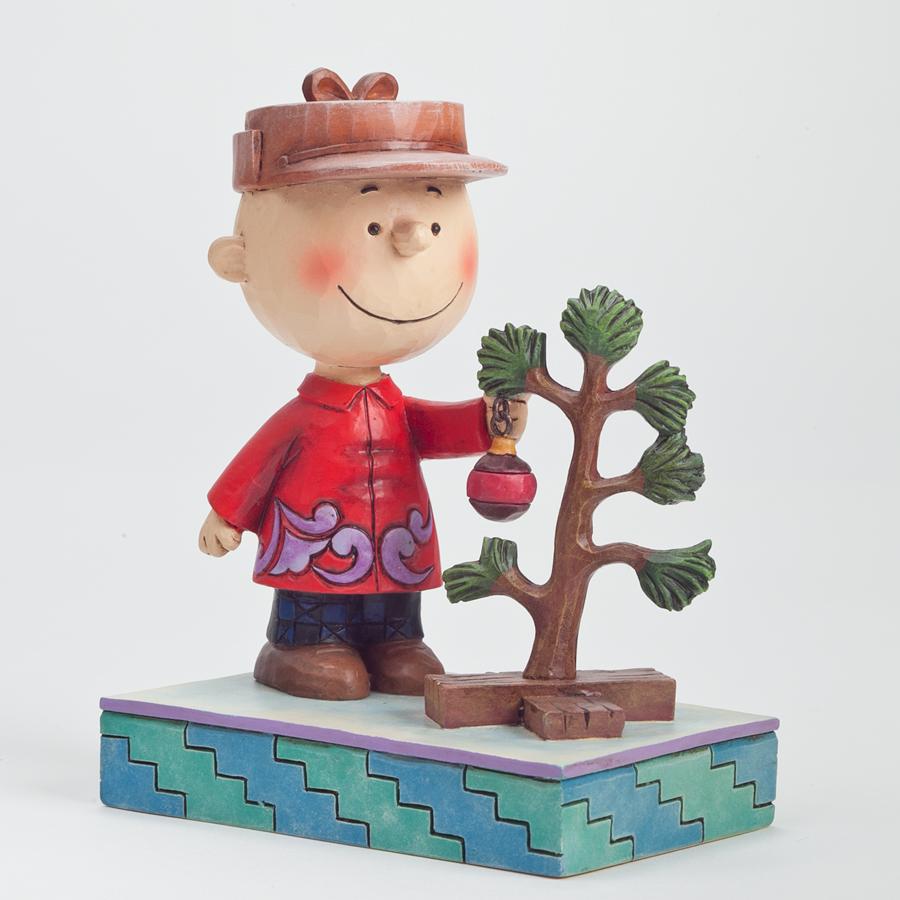 Find the Christmas Spirit - Charlie Brown's Christmas Tree