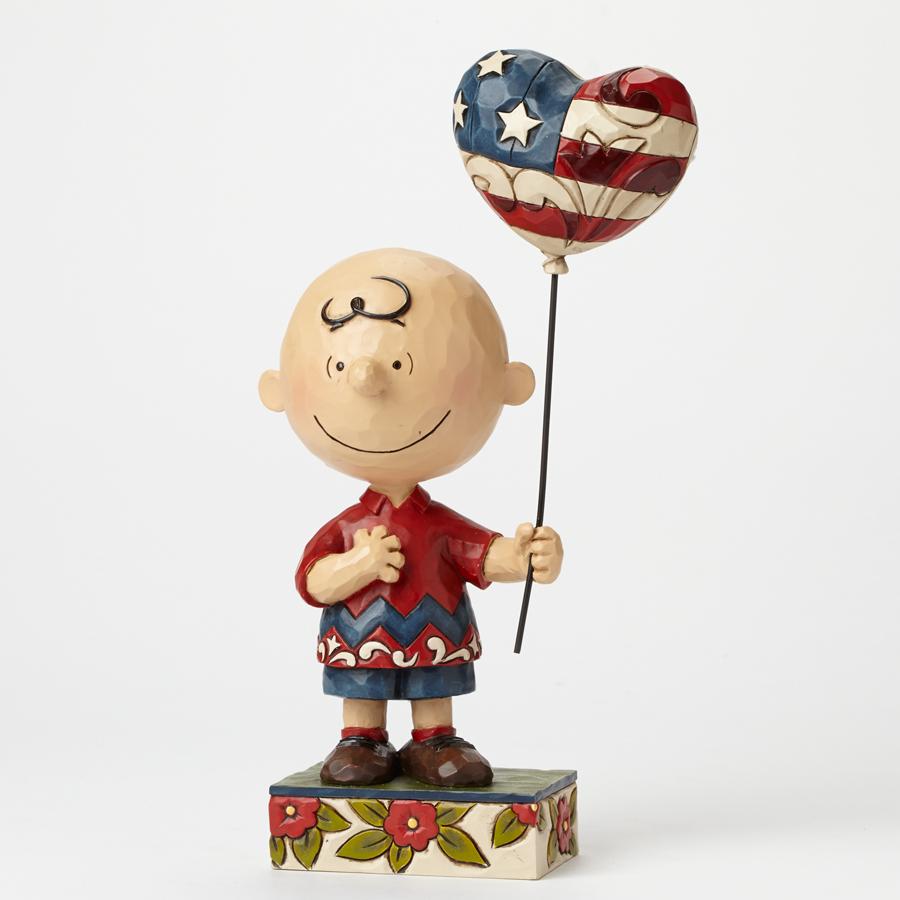 Allegiance - Patriotic Charlie Brown