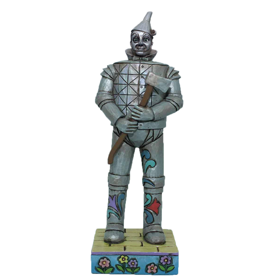 Pint-Sized Tin Man