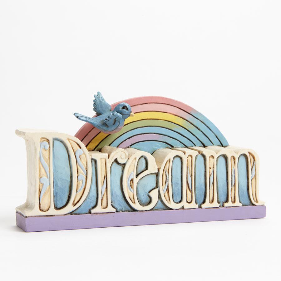 """""""Dream"""" Word Plaque"""