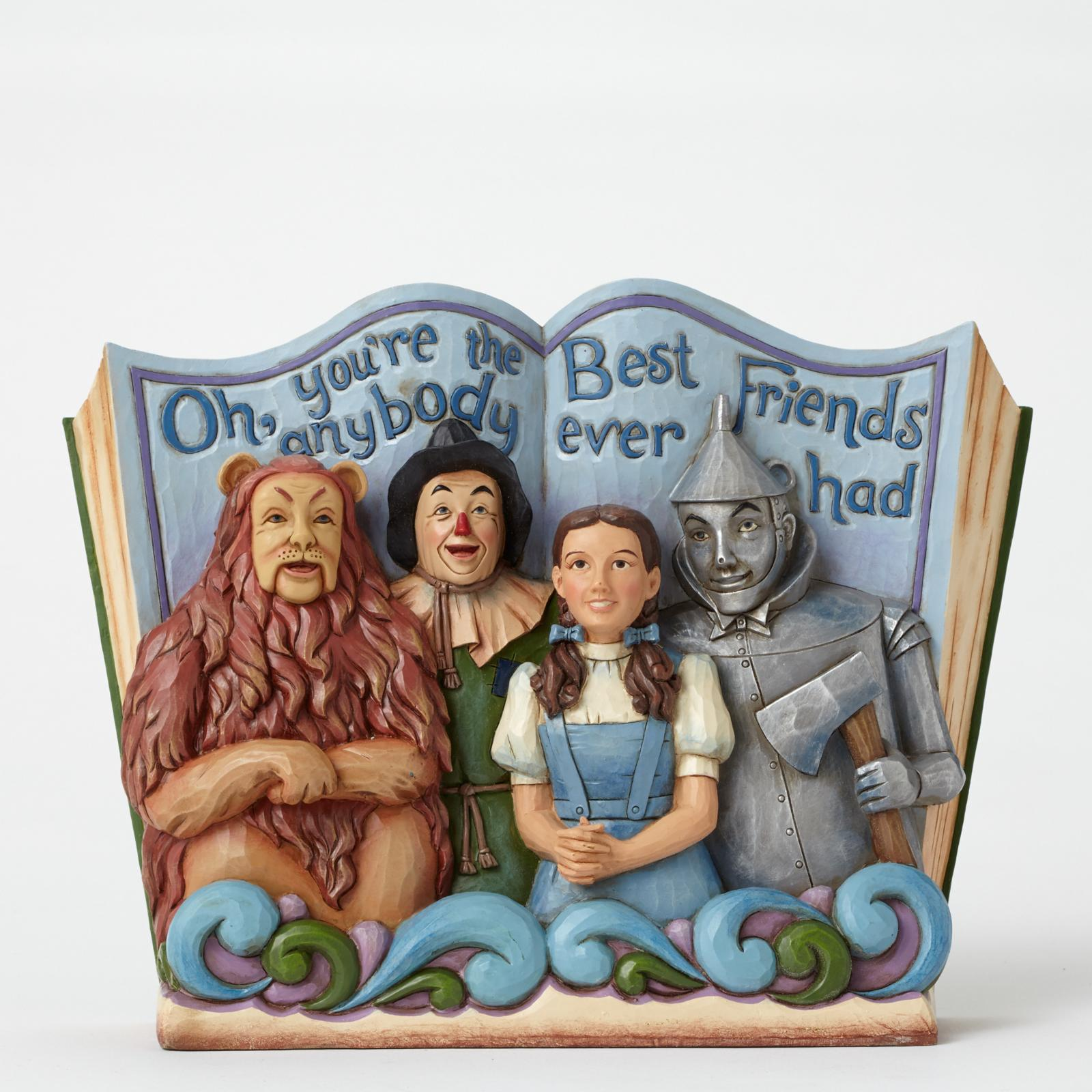 Wizard Of Oz Stroybook - The Best Friends Ever