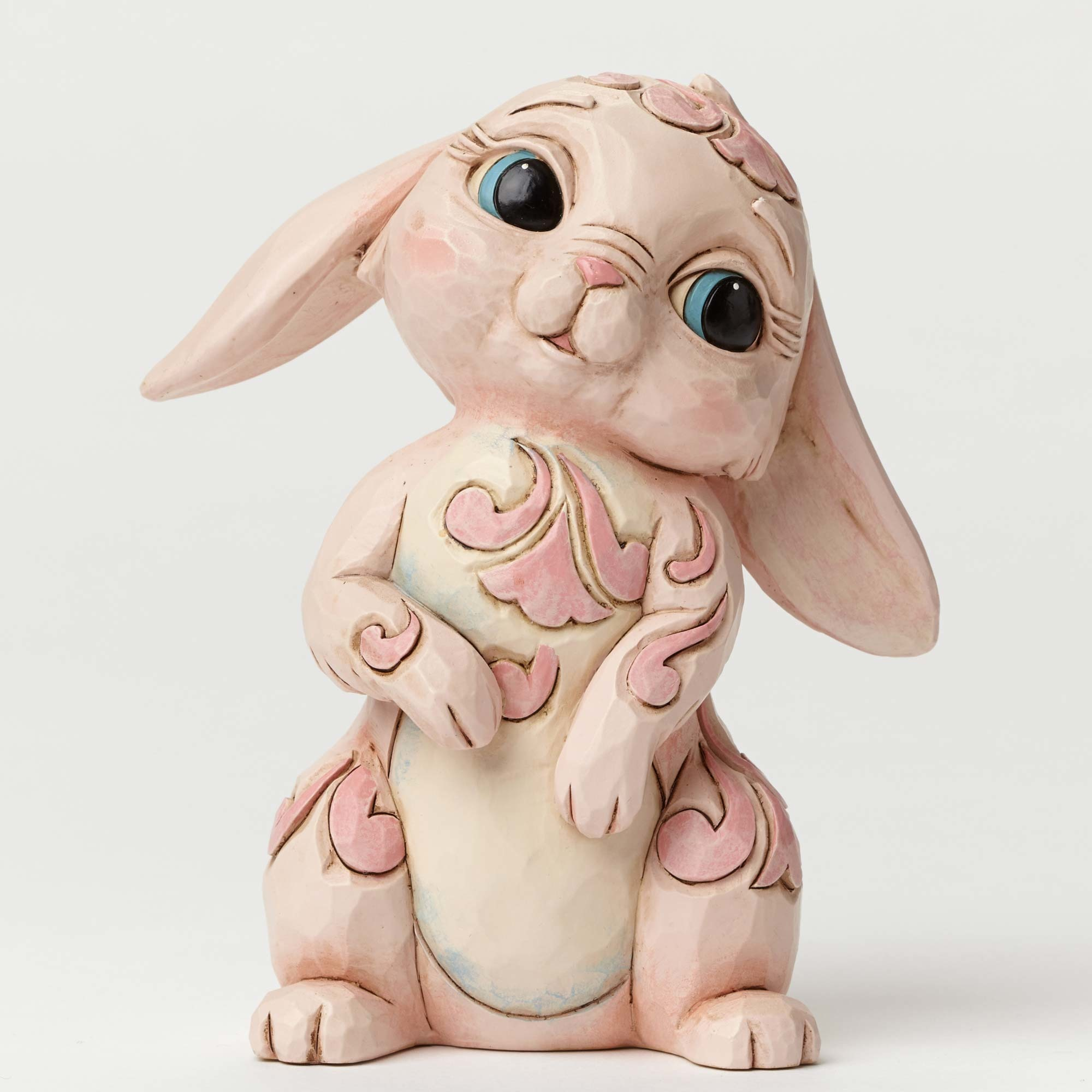 Pint Sized Pink Bunny - Funny Bunny