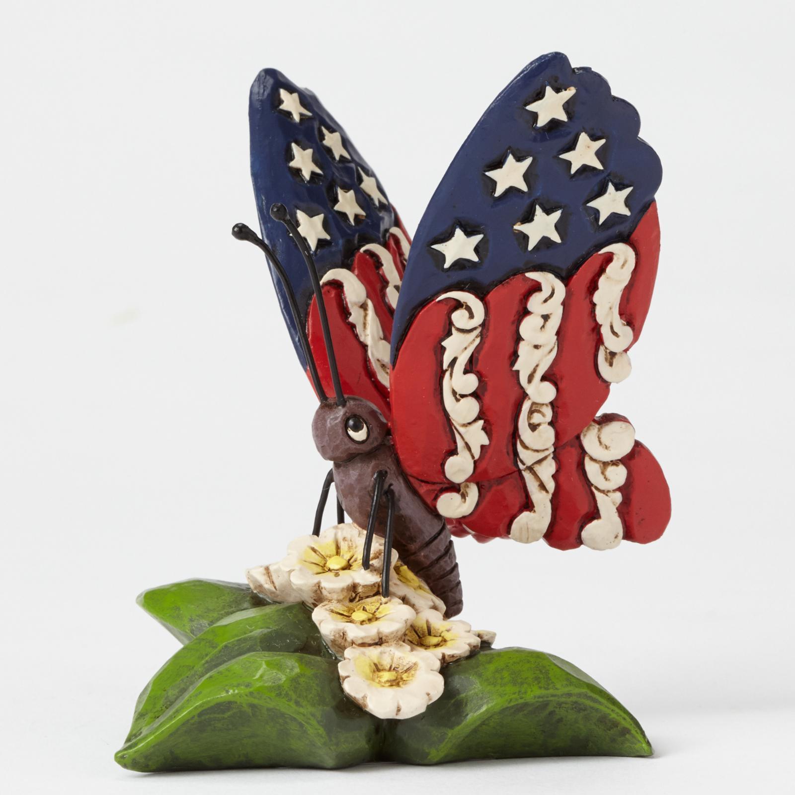 Patriotic Butterfly Mini