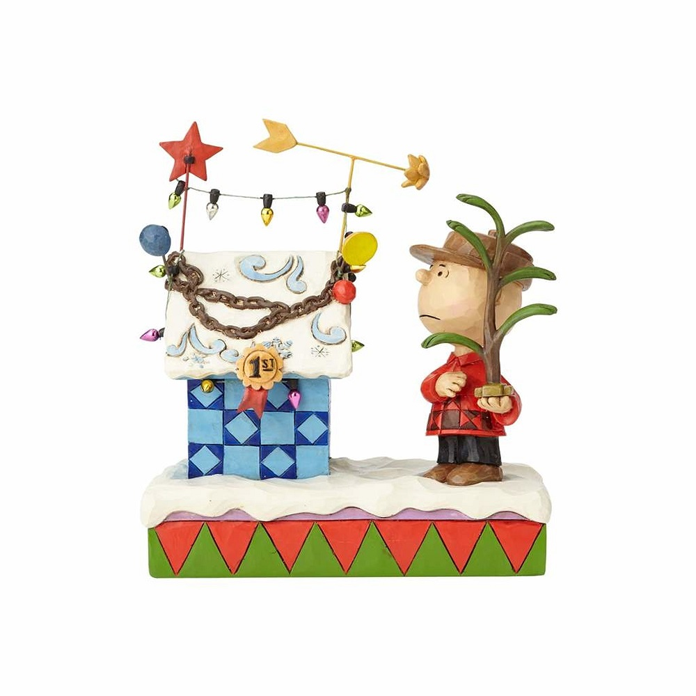 charlie browns christmas charlie brown and decorated dogh - Charlie Browns Christmas