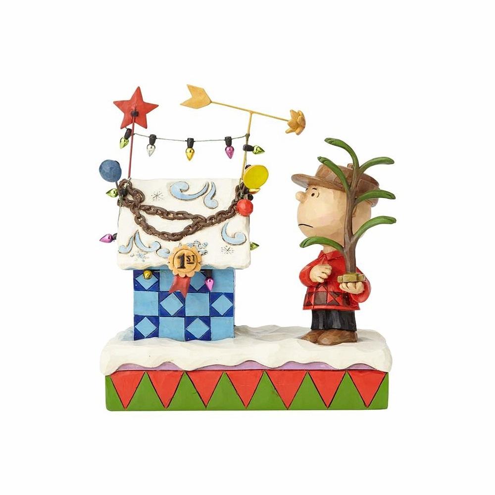 Jim Shore Heartwood Creek 4057673 Charlie Browns Christmas