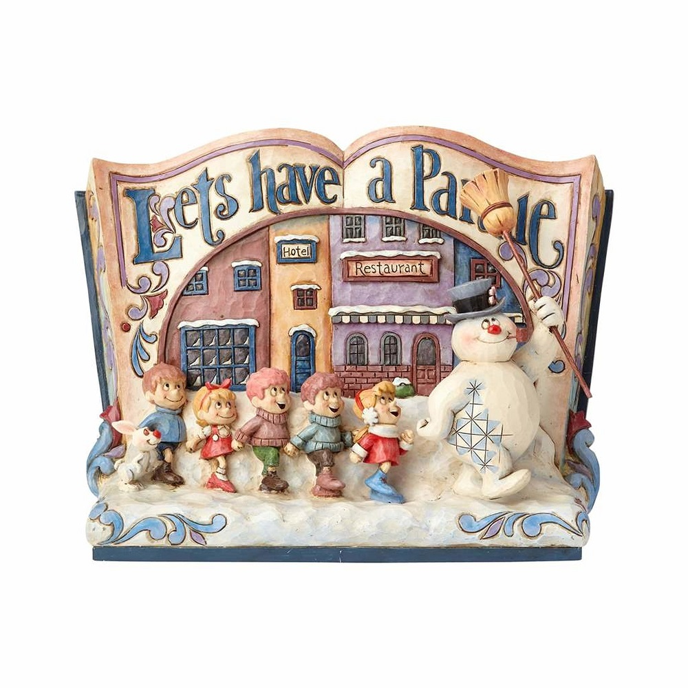 Lets Have A Parade - Frosty The Snowman Storybook