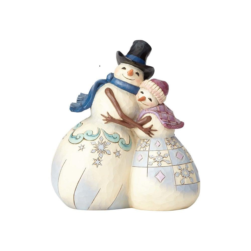 Jim Shore Heartwood Creek 4058794 Hugs Make Happiness