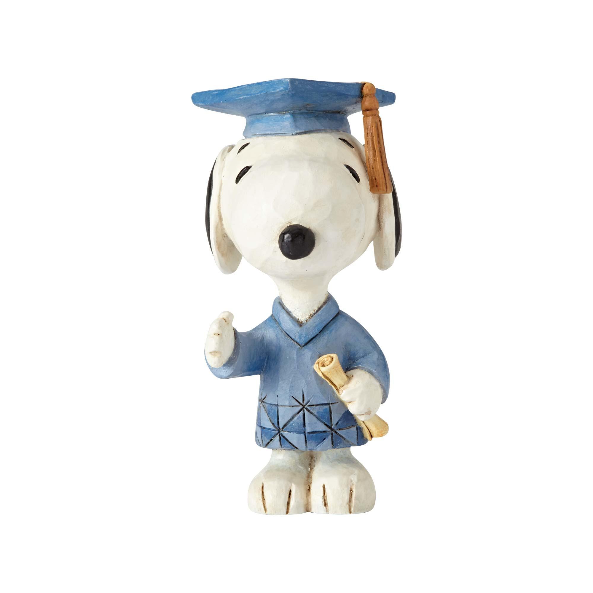 Snoopy Graduate