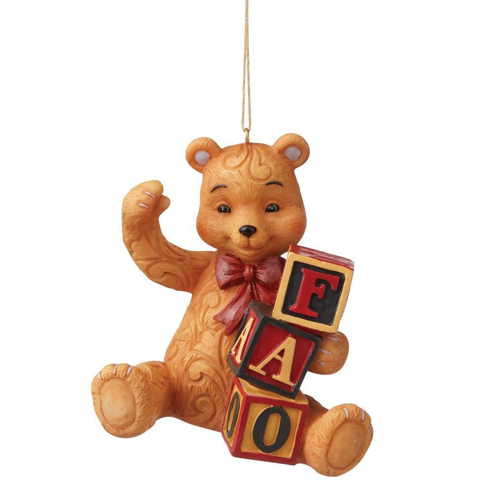 FAO Teddy Bear Ornament