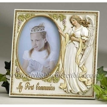 Angel Communion Photo Frame