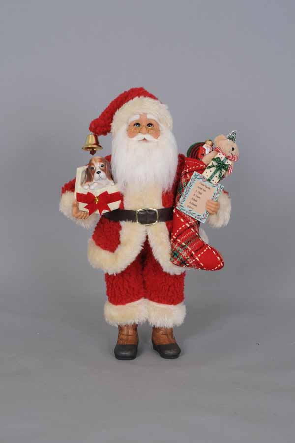Christmas Surprise Santa
