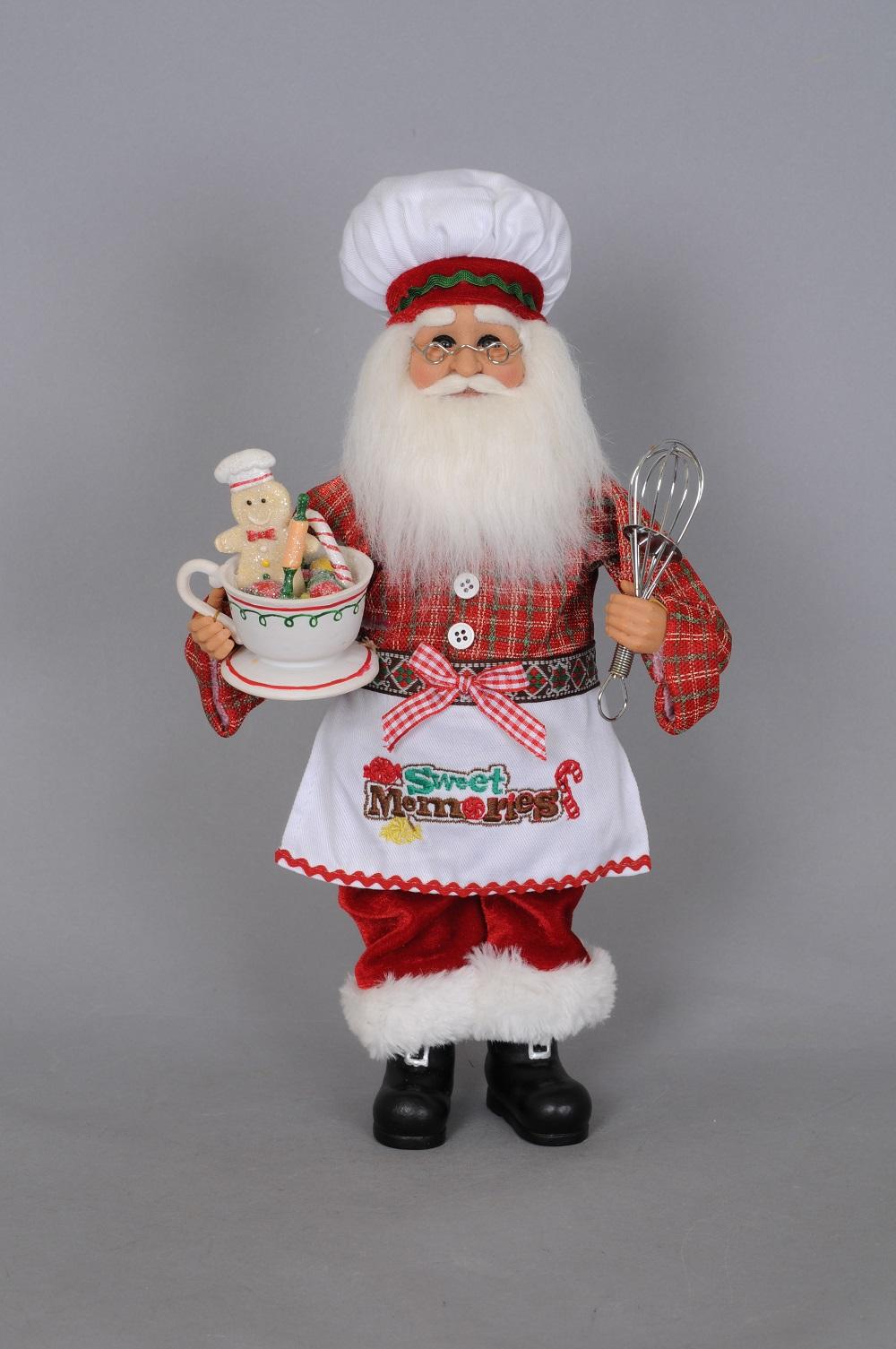 Kitchen Santa