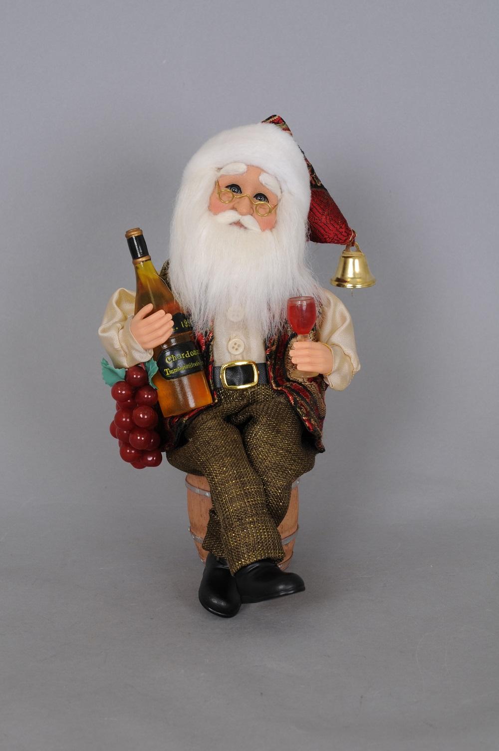 Wine Santa