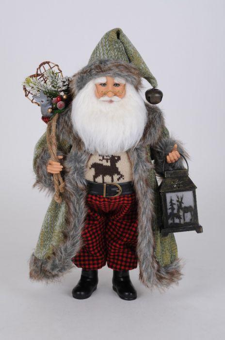 Lighted Wilderness Wonder Santa