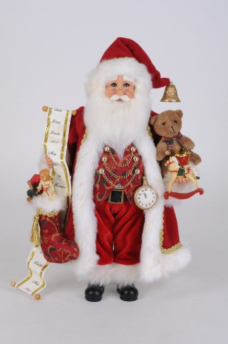 Time for Christmas Santa