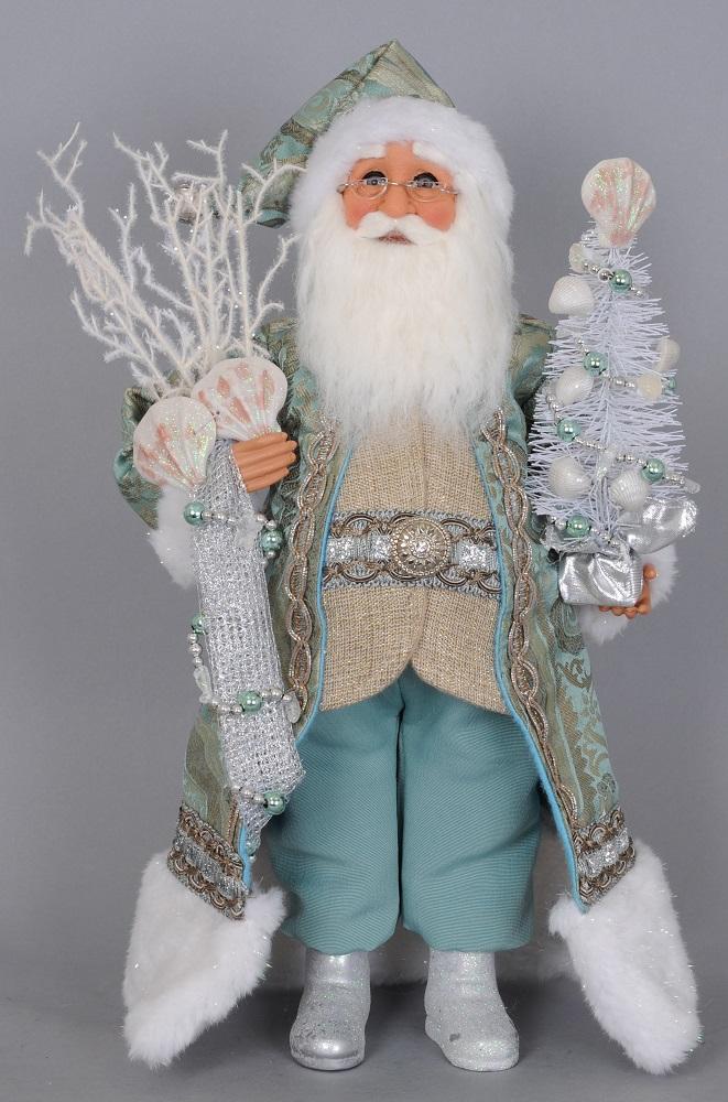 Seafoam Coastal Santa