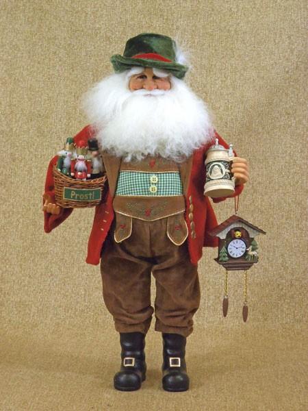 Karen Didion Originals Cc1648 German Santa